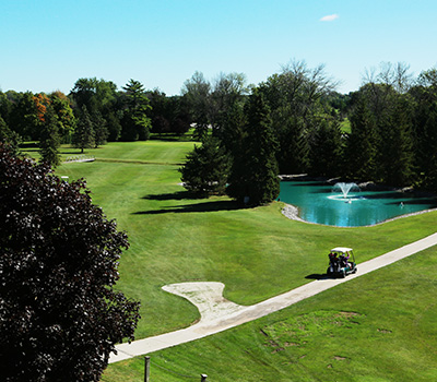 Golf Grand Bend