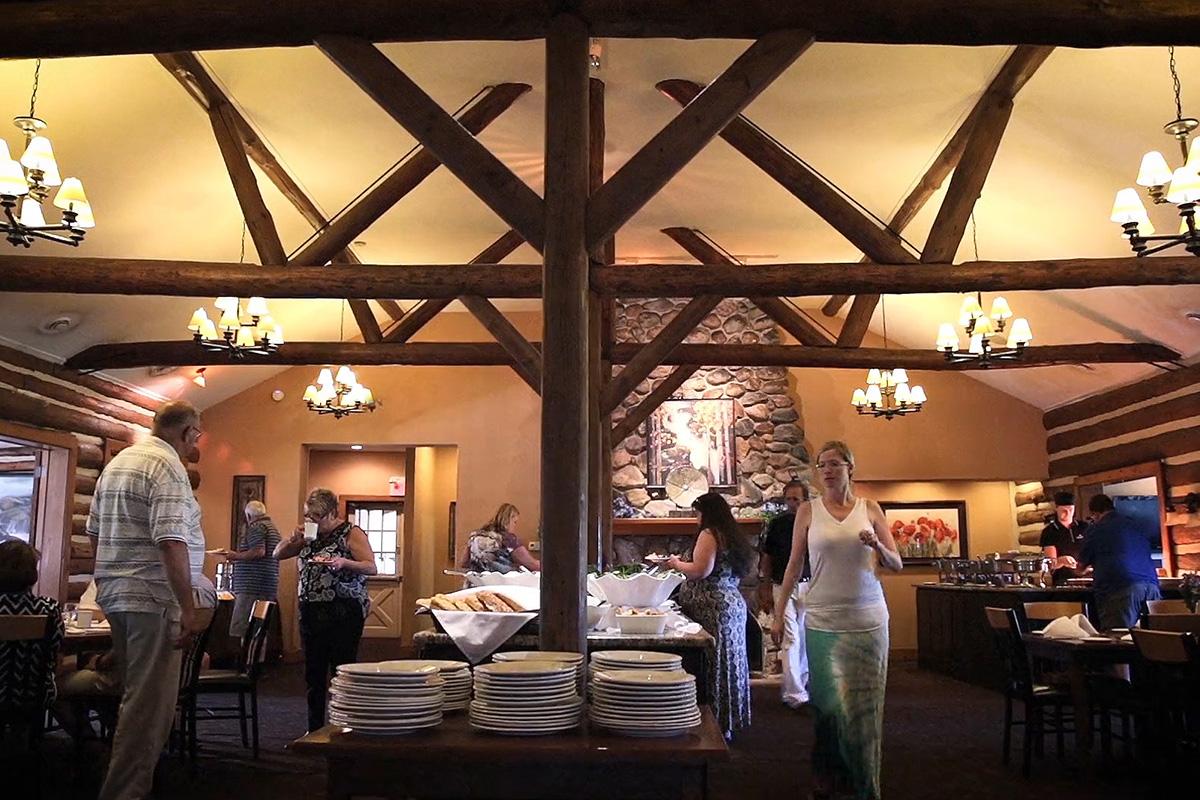 Oak Room Restaurant Grand Bend